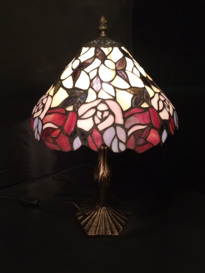 Tiffany Lamp Roses