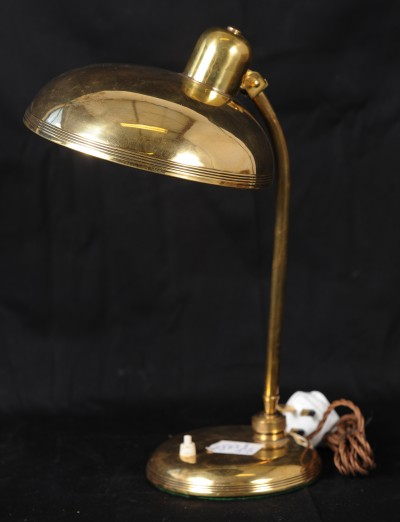Old Brass Desklamp