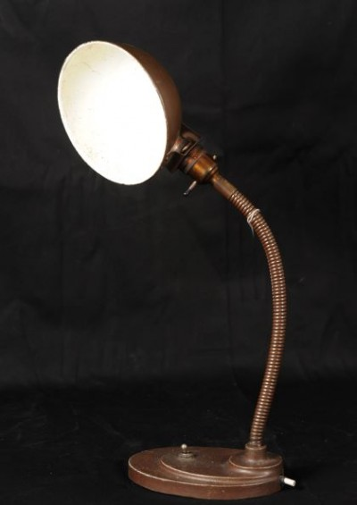 Antique Edwardian Desklamp